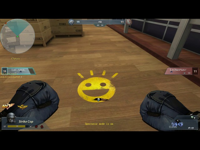 Global Strike   OVER※LOAD父 Tournament   FINAL   Game №1 [1/2]