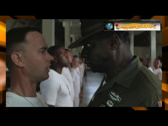 Fforrest gump is a 1994 comedy-drama film review - Channel Bangla News 24 TV - on you tube