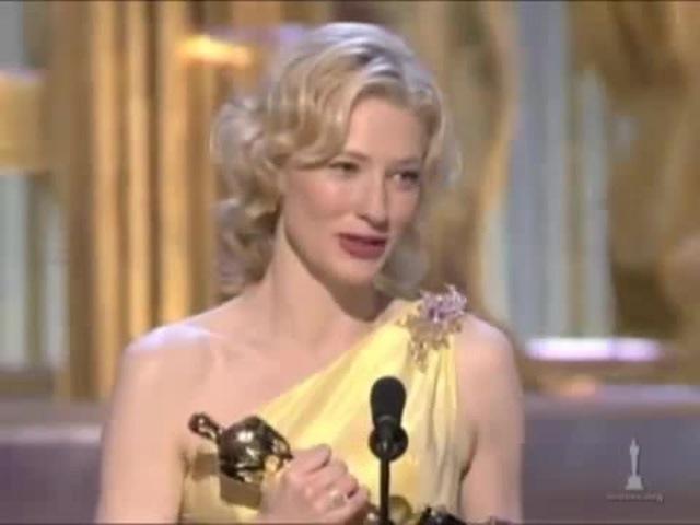 Cate Blanchett to Martin Scorsese
