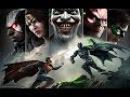 Как Бэтмен убил Супермена. Бэтмен против Бэйна. Дэдшот. Аквамен