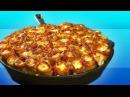Пирог Из Макарон С Мясом: Простой И Эффектный Рецепт Для Оригинального Ужина