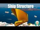 КОРАБЕЛЬНЫЕ КОРПУСНЫЕ КОНСТРУКТИВНЫЕ НАГРУЗКИ Strength Principles Experienced on a Ship Structure