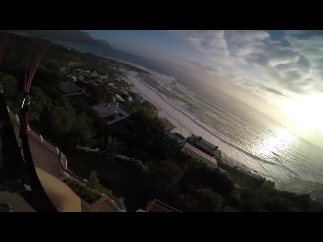 Speedgliding Cape Town Mansion Line - GTA V The Long Stretch