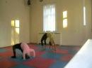 Занятия с детьми. Гимнастика. Стретчинг / Gymnastics. Stretching. Exercises with kids.