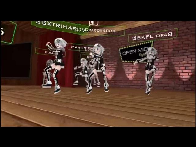 Выступление Гавера в VR CHAT