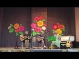 Поляковы Полина и Саша, Ляш Оля (соло) - Песня о звёздах