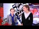 «Баста и Пелагея вдвоем танцевали очень хорошо». Михаил Сандалов. Интервью после Слепого прослушивания. Голос.Дети-5