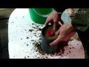 литье алюминия в гипсовую обмазку заполнение жидкостекольной смесью