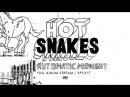 Hot Snakes Automatic Midnight FULL ALBUM STREAM