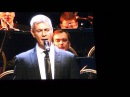 Концерт Алессандро Сафина в Крокус Сити Холл 29.02.2016 - Vincerò