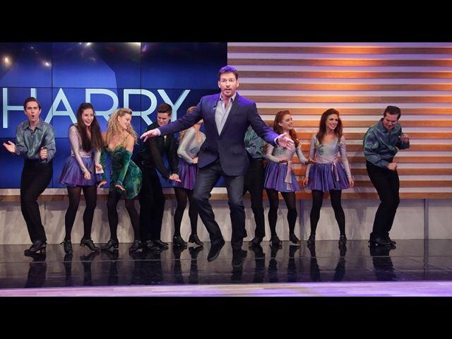 """Harry Connick Jr on Instagram: """"ICYMI: He can jam, but can Harry jig? Find out when he tries to @Riverdance! HarryTV HappyStPatricksDay"""""""