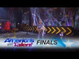 Sara and Hero Dogs And Trainer Deliver Amazing Routine - America's Got Talent 2017