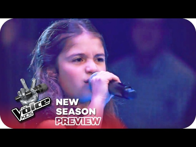 Spice Girls - Wannabe (Kayla, Sienna, Anisa) | PREVIEW | The Voice Kids 2018 | SAT.1