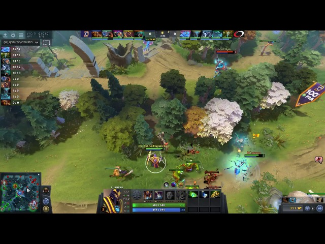 DC vs coL, PWMasters Qualifiers, game 2 [Mortales, Inmate]