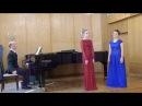 Фестиваль Музыка народов мира : вокальный дуэт Аврора