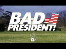 Oats Studios BAD PRESIDENT TRAILER