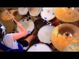 Maren Alford - Tripping Billies (Dave Matthews Band Drum Cover)