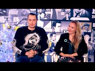 Кино в деталях 7 сезон В гостях Жора Крыжовников и Юлия Александрова