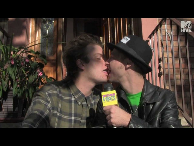 Mac Demarco Kisses World's 1 Blogger / interview   Weird Vibes Ep13