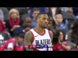 Damian Lillard (29 points) Game Highlights vs. Washington Wizards