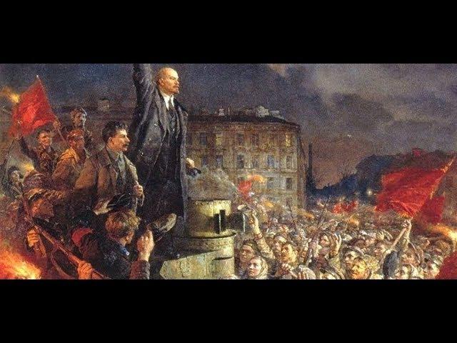 1917, Один год - две революции, Октябрьская и Февральская