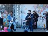 #Пасхальный дар Родион Газманов выступает на площади Революции