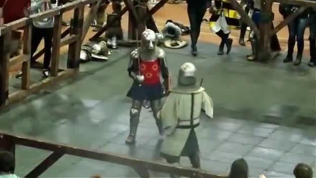😂хайкик от рыцаря