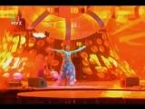 Дискотека Авария и Жанна Фриске-Малинки-малинки,(Live2007)
