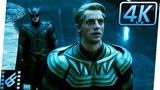 Nite Owl &amp Rorschach vs Ozymandias Watchmen (2009) Movie Clip