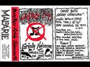ONANY BOYS (czech rep.) ''grindy noisecore'' demo 1992 (95 songs)