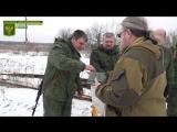 Войсковой священник отслужил молебен на позициях НМ ЛНР