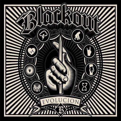 Blackout альбом Evolución