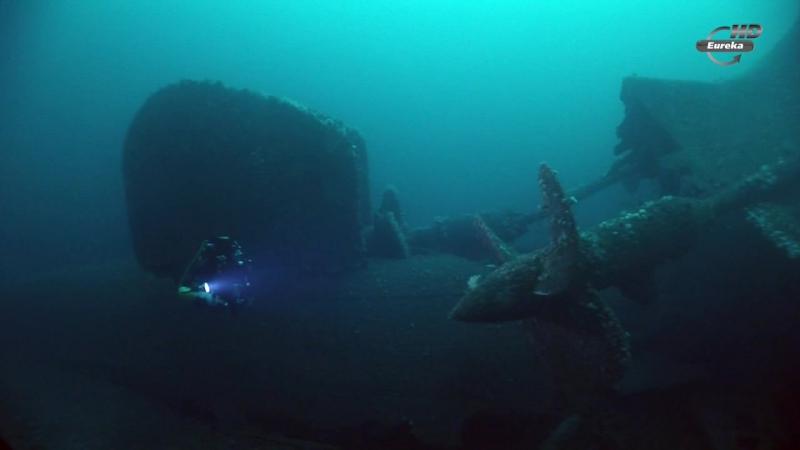 Тайны затонувших кораблей 2 сезон 5 серия Гибель линкора_720p