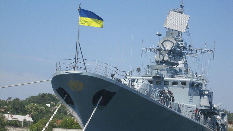 Экс-главком ВМС предрек скорый конец «морской державы Украины»
