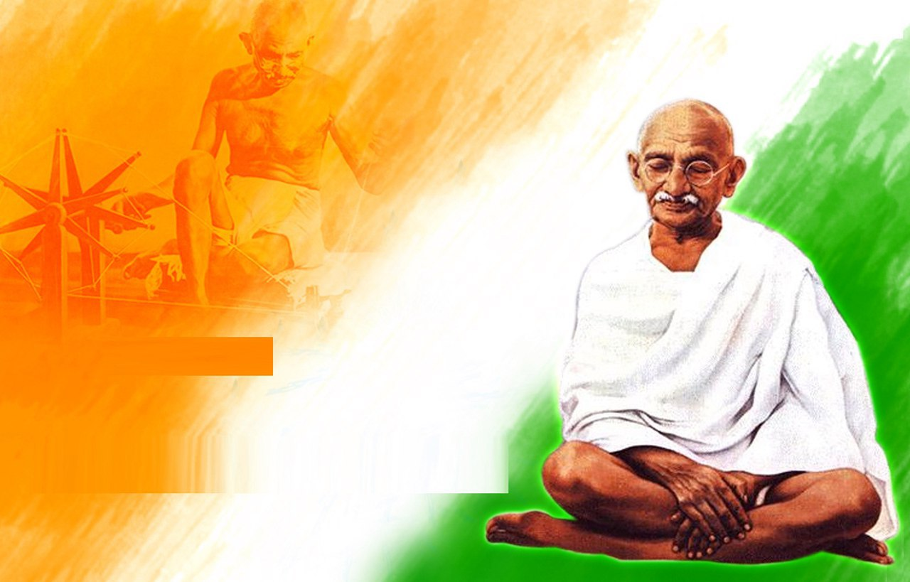 the leadership lessons from the national hero mohandas gandhi Gandhi, an exemplary leader mahatma gandhi, who is also rightfully honored as the father of the nation was the key leader in the independence struggle for india the following article explores how the essential qualities of leaderships can be distinctly found in the gandhi.