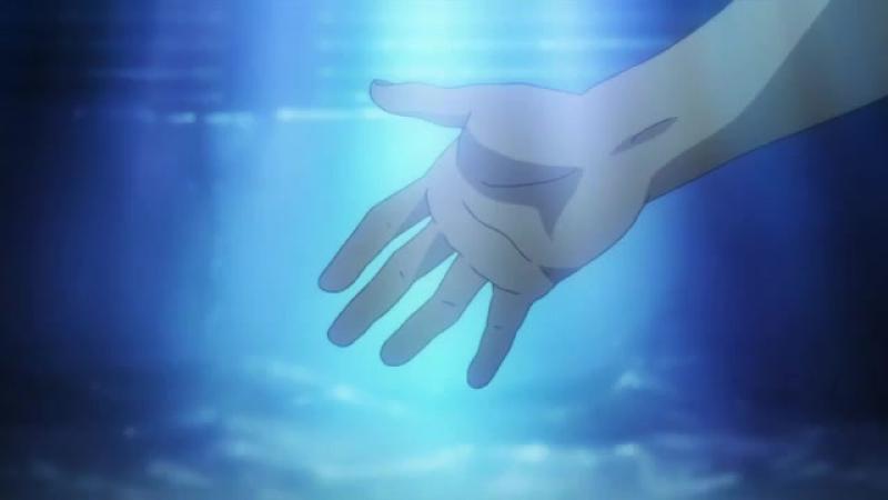 [Anime365] Вот так надо спасать от суицида. Раз - и по зубам (момент из аниме Tengen Toppa Gurren Lagann)