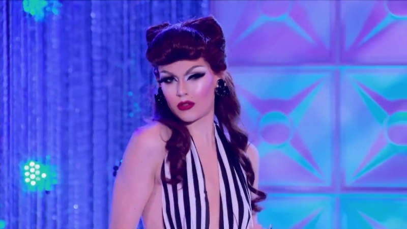 RuPauls Drag Race Season 10 Episode 4 Alaskan Winter Realness Part 1 of 3
