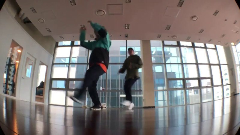 BTS JHOPE Hope On The Street House Dance Practice (feat. Jaesang )