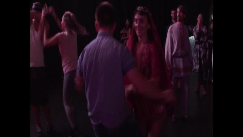 Timba Fest2016 Alba Cubana Show salsa party , dres code:Вокруг света Albina Terekhova
