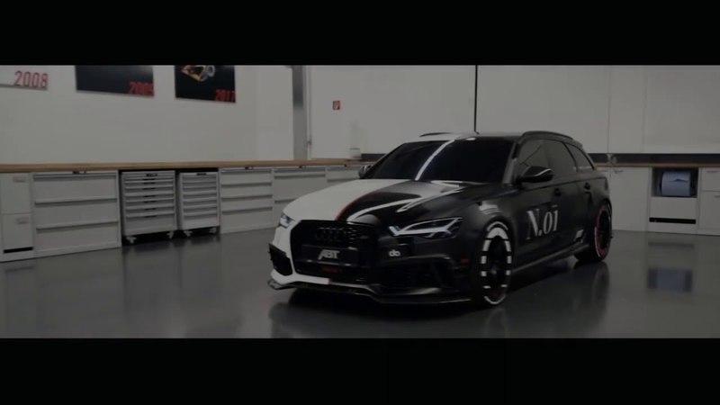 Promo Audi RS6 `ABT` by Jon Olsson Phoenix