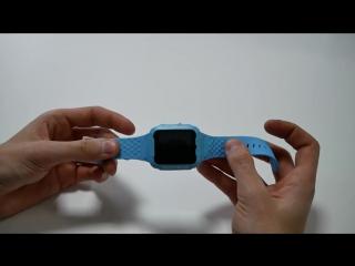 Умные часы Senbono K3 - распаковка и обзор детских смарт часов