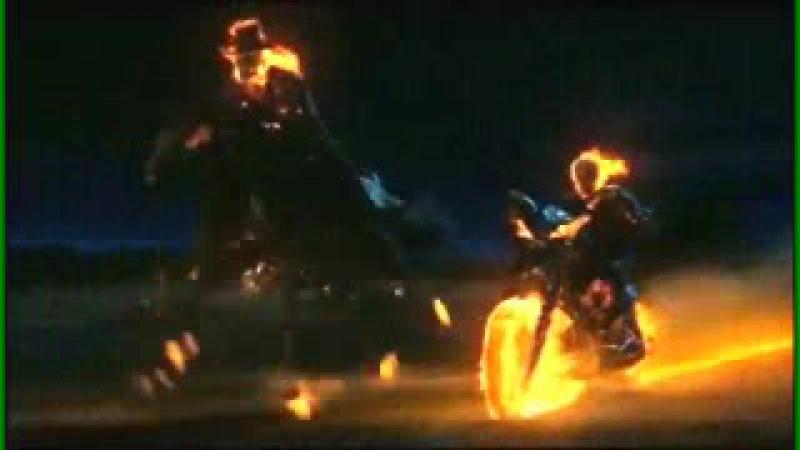 Призрачный гонщик - Hero