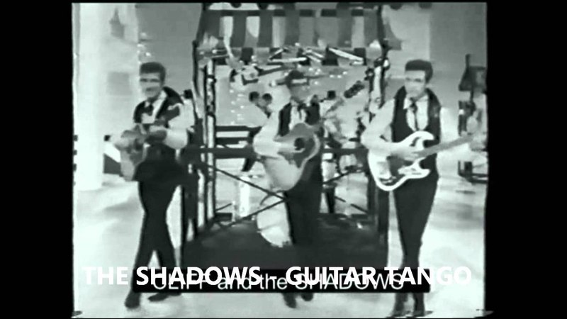 The Shadows - Guitar Tango Atv Tv Appearance 1965