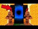 ДРЕВНИЙ ПОРТАЛ! СЕРИЯ 4 ДЕРЕВНЯ ЖИТЕЛЕЙ В МАЙНКРАФТ! МАЙНКРАФТ СТРАШИЛКИ! - Minecraft - Сериал