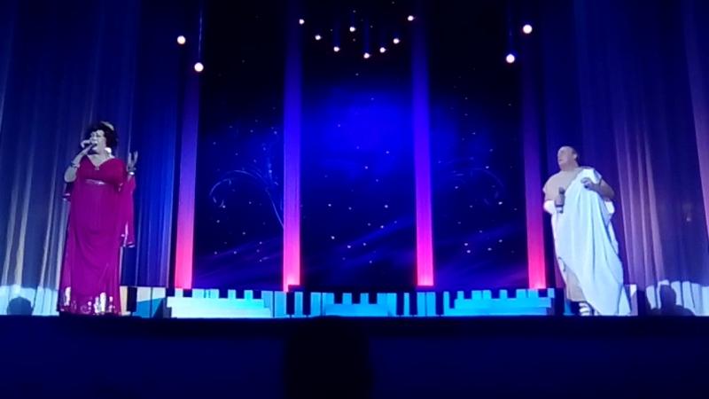 Николай и Вера Алексеевы - дуэт из мюзикла