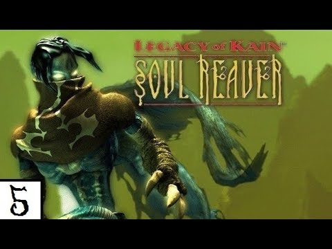 Legacy of Kain: Soul Reaver - Gameplay part 5: The Silenced Cathedral