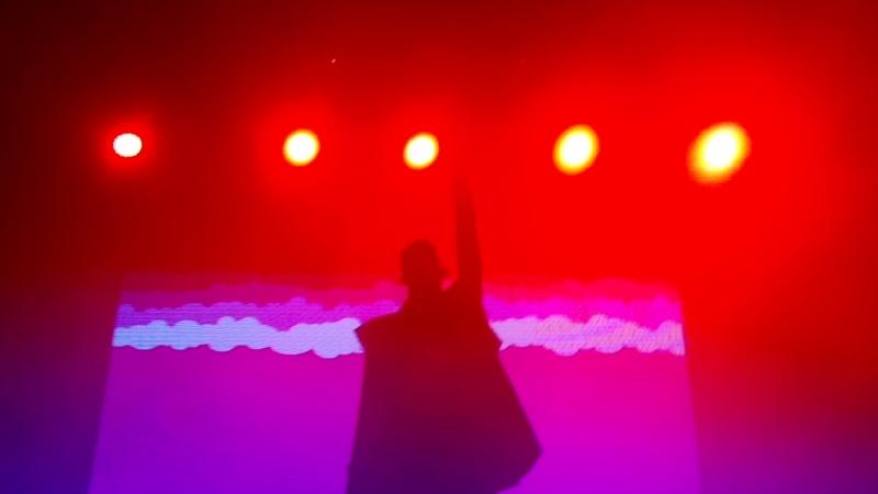 Выход на сцену Эла - Zef, Ecstasy