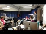 Фрагмент урока музыки в 7 классе финской общеобразовательной школы