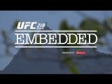 UFC 218 Embedded Vlog Series - Episode 2