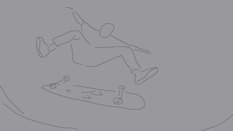 Sasha Tushev - Nollie Heelflip | Footwork Skate